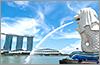 """【いま旅するならシンガポール】カラフルなエスニック街、マリーナ・ベイ・サンズ、スイーツ、""""世界最安""""のミシュラン屋台などなど、旬な話題がいっぱい。実はリピーターが多い""""エンタメ天国""""の魅力を特集!"""