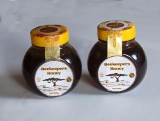 ケニアのお土産 アカシア蜂蜜