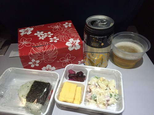 機内食全部