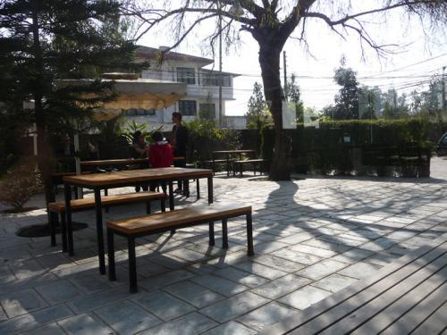 レストラン「Nina's」2