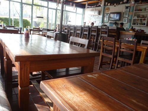 レストラン「Nina's」3