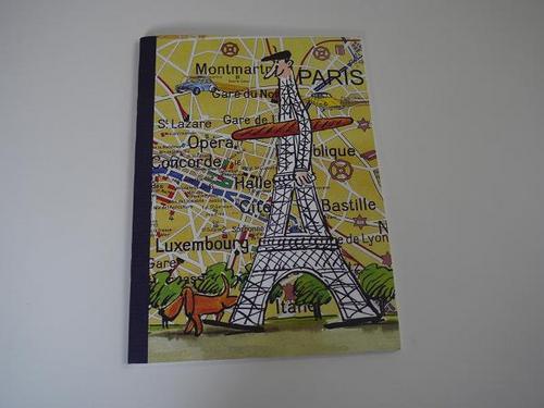 パリの文房具