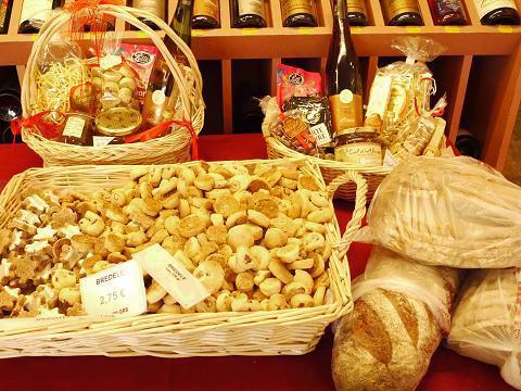 ローズハイムのパン屋