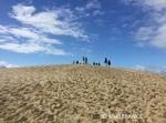 空が近い!欧州最大、ピラ砂丘