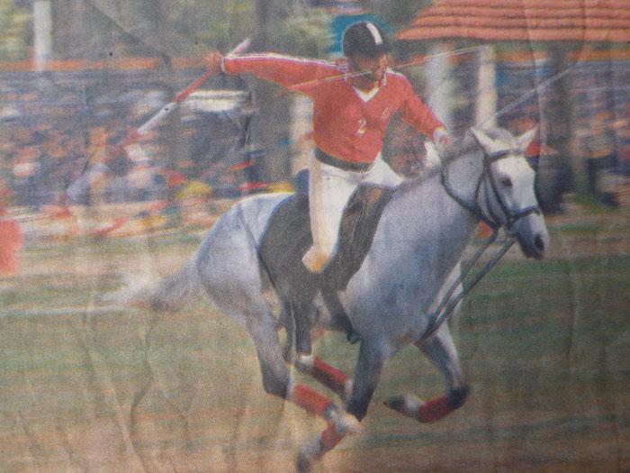 ゴラ・ジャトラ(馬祭り)
