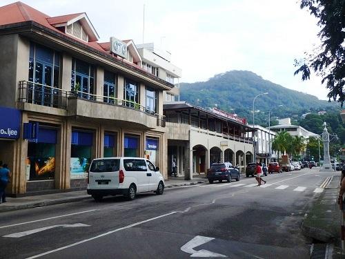 クレオール建築様式の建物