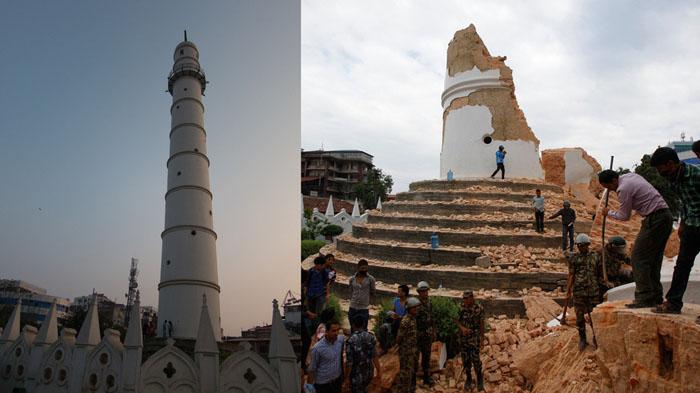 地震から2年2