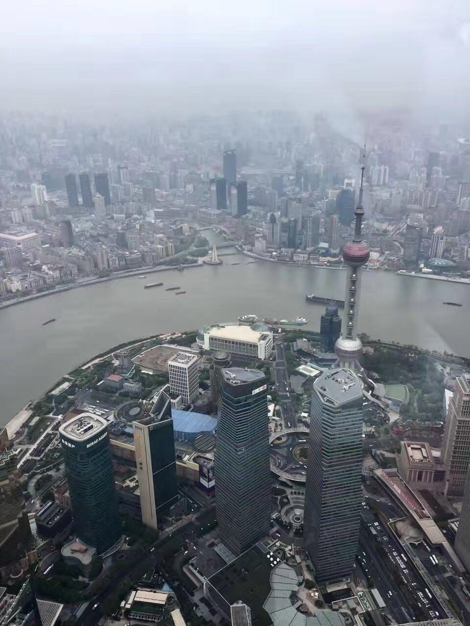 上海センター01