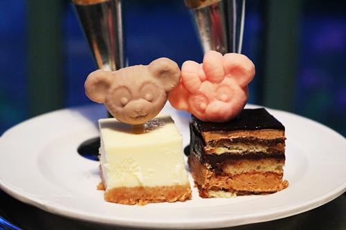 ダッフィーケーキ