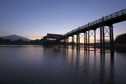 鶴の舞橋写真1