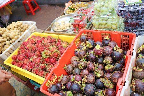 チャイナタウン果物
