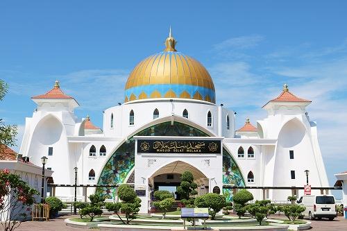 海峡モスク1