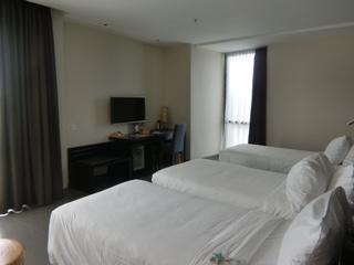 メリアホテルのお部屋