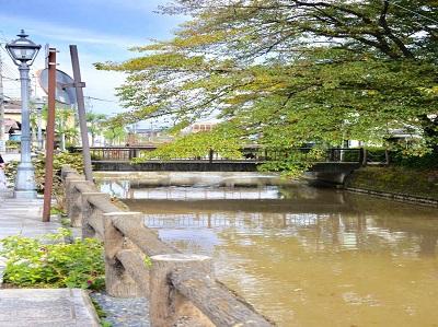 栃木市街並み