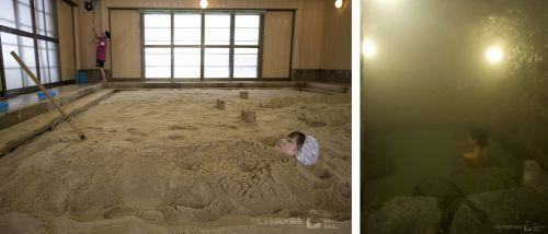 砂ゆっこ・穴ゆっこ