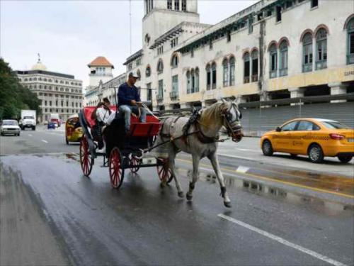 ハバナ旧市街1