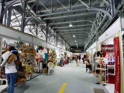 サンホセ民芸品市場2