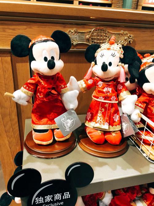 旧正月の上海ディズニー(3)