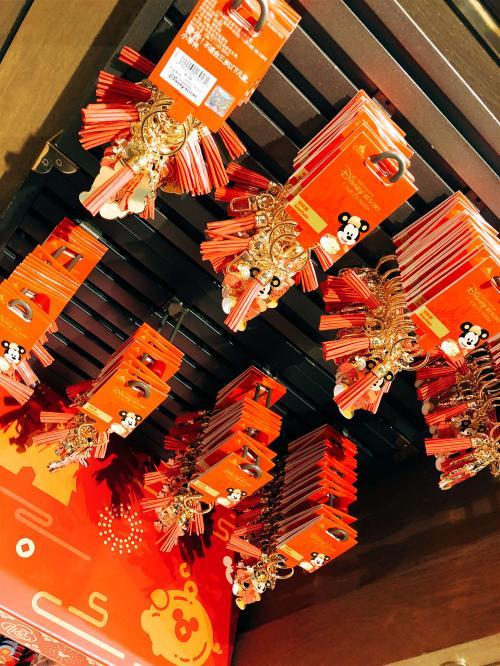 旧正月の上海ディズニー(4)
