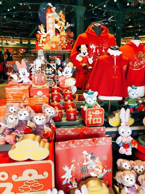 旧正月の上海ディズニー(6)