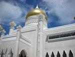 東洋一美しいオマール・モスク