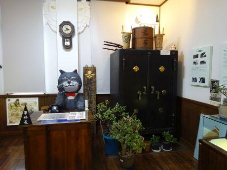 早池峰と賢治の展示室