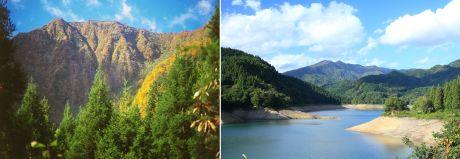 藤里駒ヶ岳