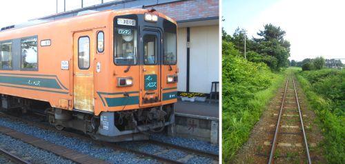 津軽鉄道 メロス号