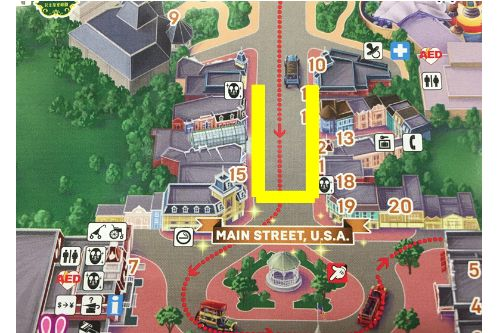ショー 地図