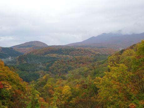 トラ岩木山
