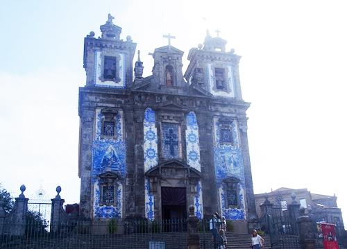 サントイルデフォンソ教会