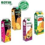 ロツイのフルーツジュース