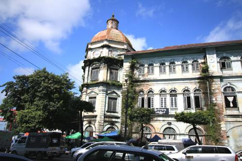 旧ヤンゴン地方裁判所
