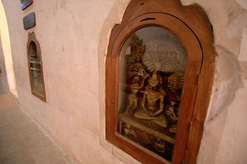 アーナンダ-寺院彫刻群
