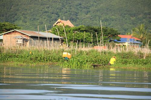 ボートトリップ浮畑