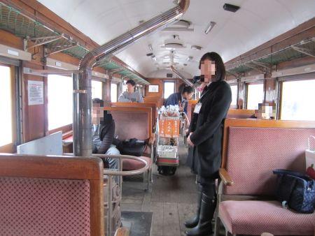 ストーブ列車2