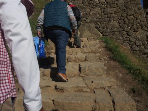 マチュピチュ階段