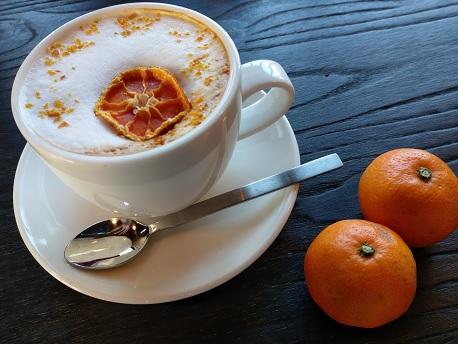 オレンジコーヒー