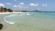 チャウエンビーチ南端から中心方面