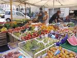 ローマの市場
