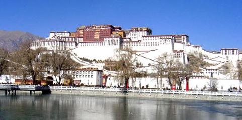 ラサ ポタラ宮殿