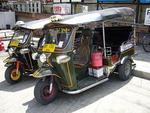 チェンマイの交通