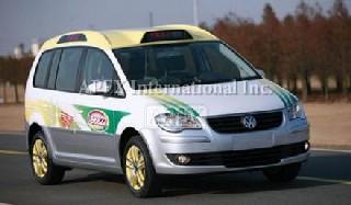 上海万博専用タクシー