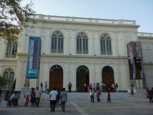 リマ博物館
