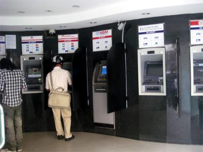 ATM コンプレックス?