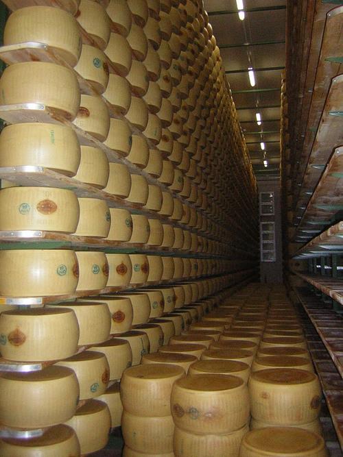 パルマ チーズ