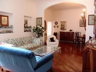フィレンツェ 家庭滞在