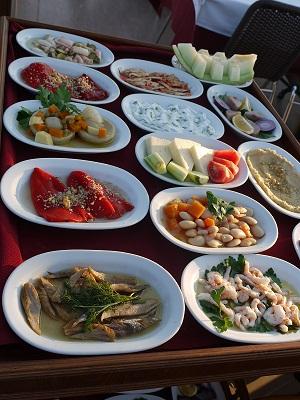 トルコ旅行 イスタンブールレストラン