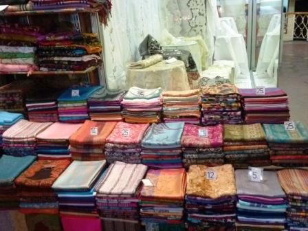 イスタンブール ショッピング