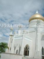 オマール・アリ・サイフディン・モスク